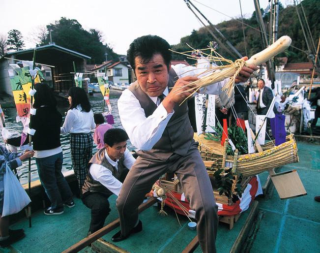 笠浦龍神祭り 美保関町観光公式...