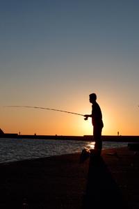 「釣り人」じくん(島根県)